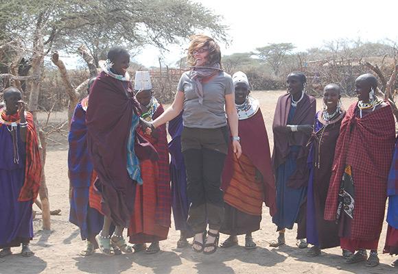 Tanzania Masaier